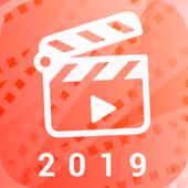 Editor de filmes de fotos com música, Video Maker ícone