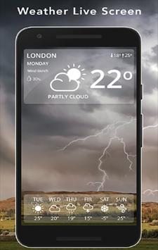 Weather Radar - Weather forecast - Live Weather poster
