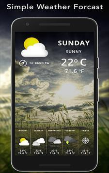 Weather Radar - Weather forecast - Live Weather screenshot 1