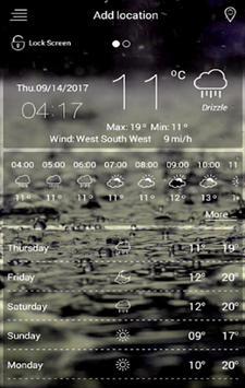 Weather Radar - Weather forecast - Live Weather screenshot 2