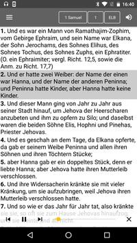 German Bible screenshot 4