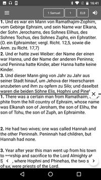 German Bible screenshot 5