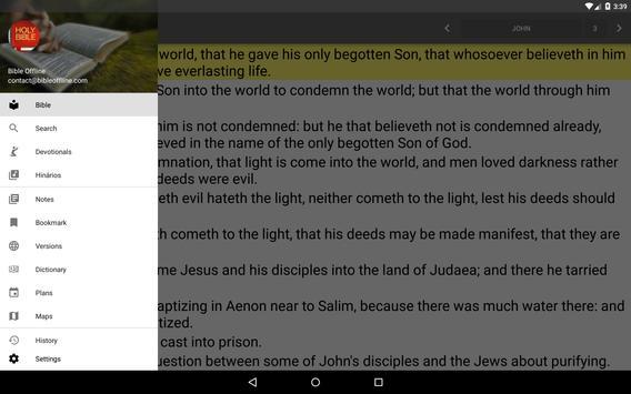 Bible King James screenshot 8