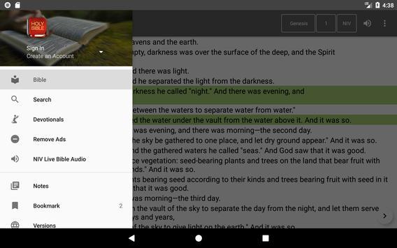Bible Offline screenshot 16