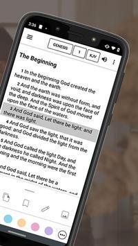 Bible Offline screenshot 1