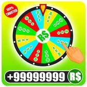 Magic Wheel For Robux : Win Free Robux 2020 icon