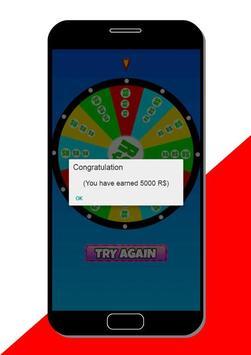 Magic Wheel For Robux : Win Free Robux 2020 screenshot 1