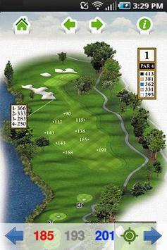 Shingle Creek Golf Club poster