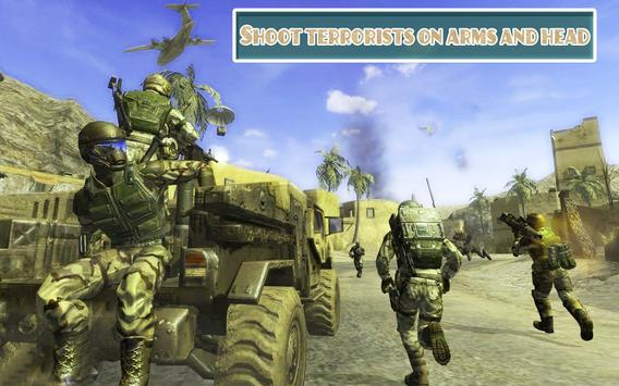 Call of Modern Army Combat screenshot 1