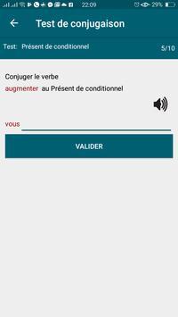 Jeu De Conjugaison Exercice De Conjugaison Verbe Pour Android Telechargez L Apk
