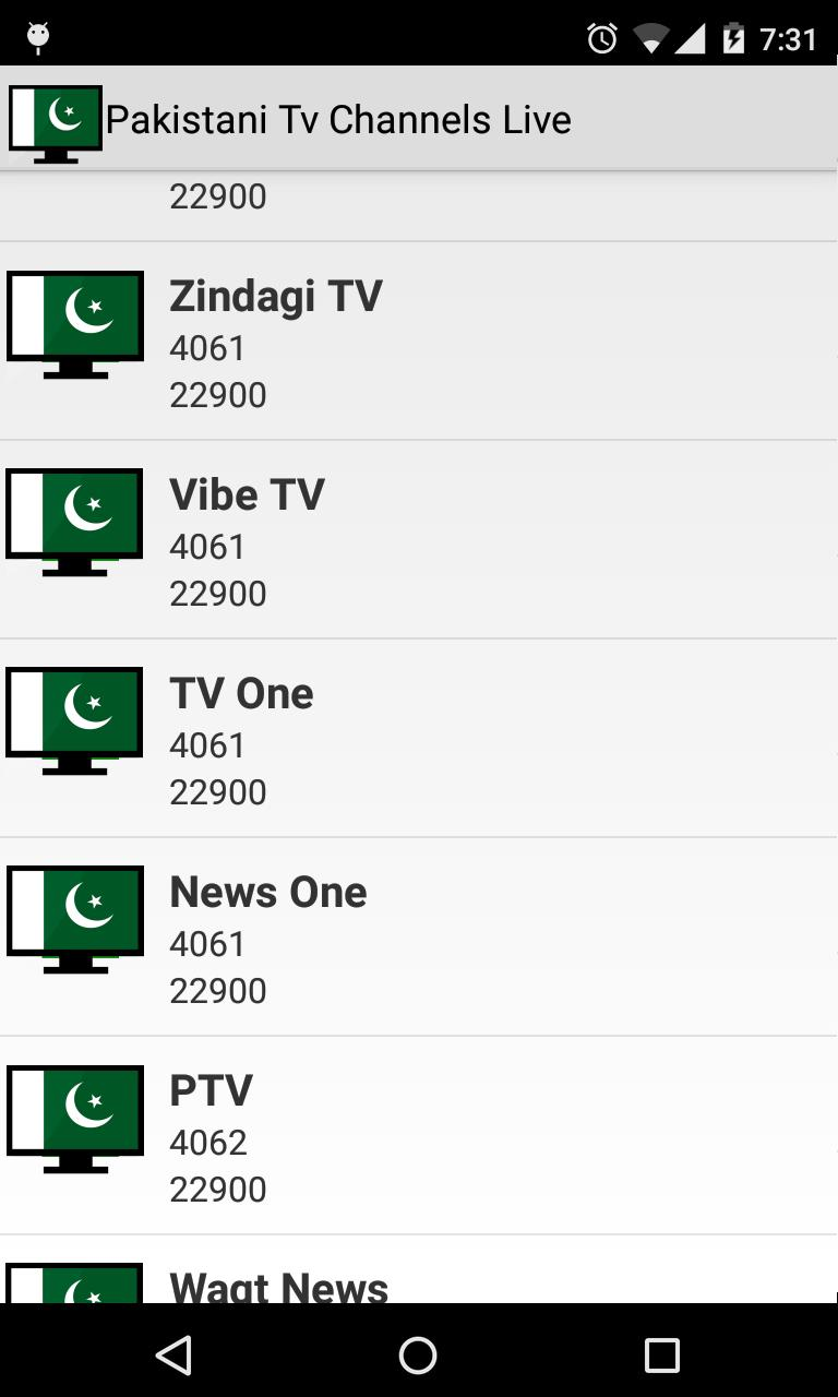 Pakistani Tv Channels Live for Android - APK Download