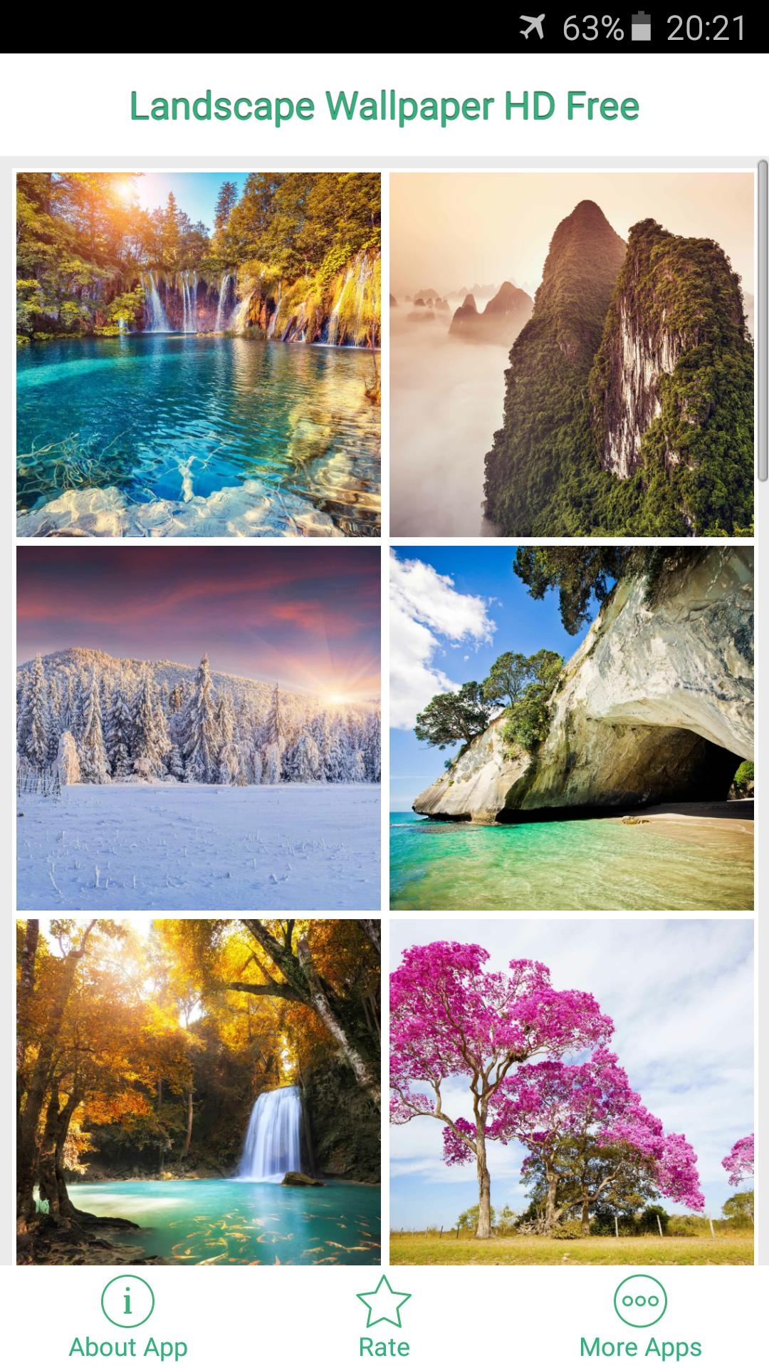 Wallpaper Pemandangan HD For Android APK Download