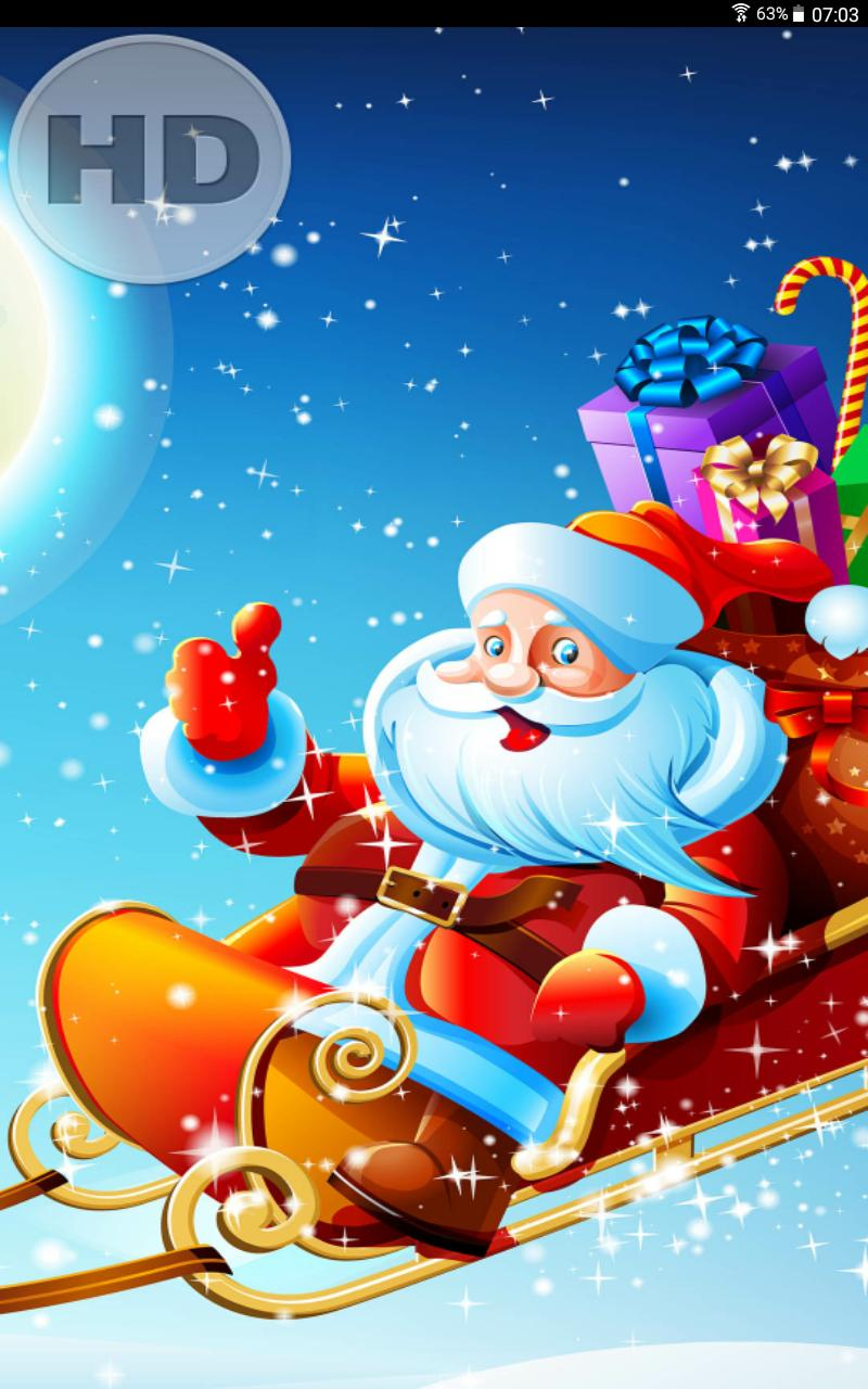 Merry Christmas Wallpaper.Merry Christmas Wallpaper Hd For Android Apk Download