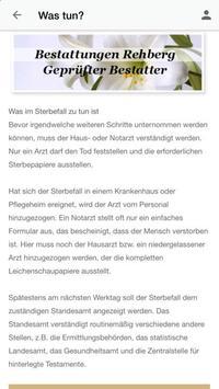 Bestattungshaus Grimmen screenshot 3