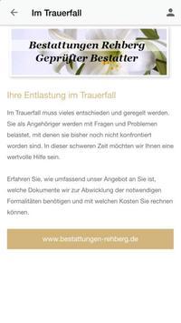 Bestattungshaus Grimmen screenshot 2