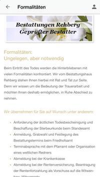 Bestattungshaus Grimmen screenshot 5