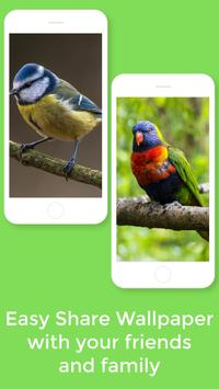 HD Best Birds Wallpaper 4K - Mobile Themes screenshot 6