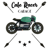 Cafe Racer Garage icon