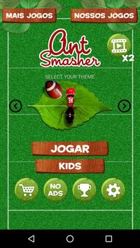 Ant Smasher Affiche