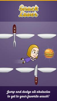 Snack Lover captura de pantalla 1