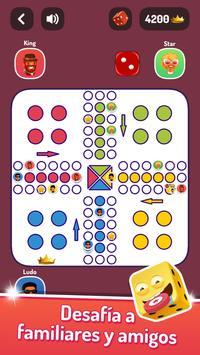 Parchís - Parchis juego de mesa gratis en español captura de pantalla 13