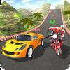 ikon Car vs Bike Racing