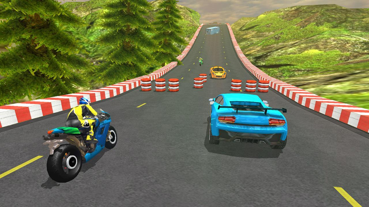 Car Vs Bike Racing For Android Apk Download