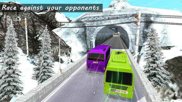 Bus Racing : Coach Bus Simulator 2020 screenshot 4