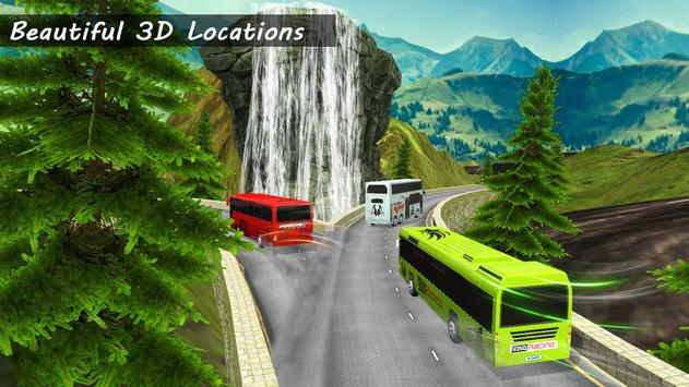Bus Racing : Coach Bus Simulator 2020 screenshot 5