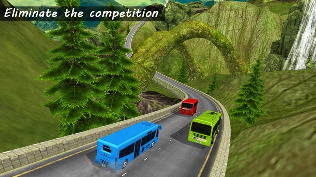 Bus Racing : Coach Bus Simulator 2020 screenshot 7