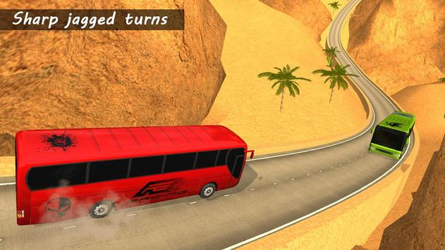 Bus Racing : Coach Bus Simulator 2020 screenshot 8