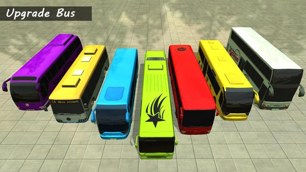 Bus Racing : Coach Bus Simulator 2020 screenshot 12