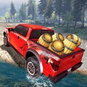Off - Road Pickup Truck Simulator icon