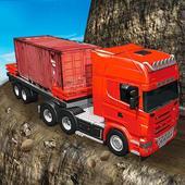 Truck Driving Uphill : Truck simulator games 2020 icon