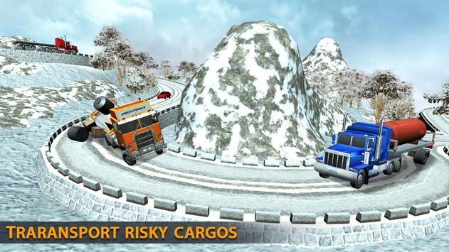 Truck Driving Uphill : Truck simulator games 2020 screenshot 14