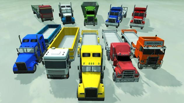 Truck Driving Uphill : Truck simulator games 2020 screenshot 2