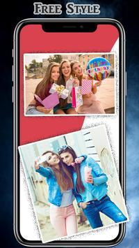 Cute Girl Collage screenshot 2