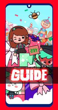 TOCA Life World Town Free Tips 2021 poster