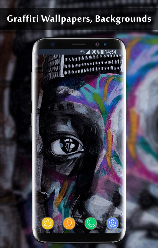 Amazing Graffiti Wallpapers Hd Backgrounds For Android Apk Download