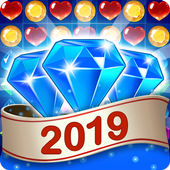 Jewel & Gem Blast – Match 3 Puzzle Game MOD + APK