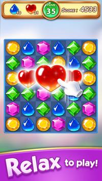 Jewel & Gem Blast - Match 3 Puzzle Game poster