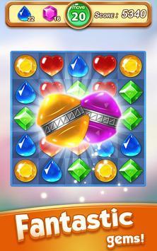 Jewel & Gem Blast - Match 3 Puzzle Game screenshot 16