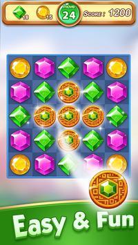 Jewel & Gem Blast - Match 3 Puzzle Game screenshot 17