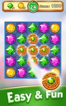 Jewel & Gem Blast - Match 3 Puzzle Game screenshot 12