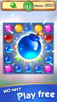 Jewel & Gem Blast - Match 3 Puzzle Game screenshot 1