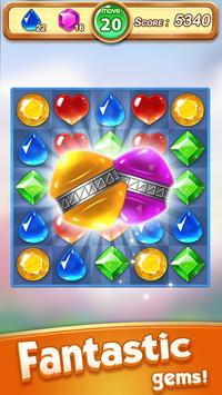 Jewel & Gem Blast - Match 3 Puzzle Game screenshot 3