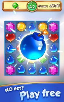 Jewel & Gem Blast - Match 3 Puzzle Game screenshot 9