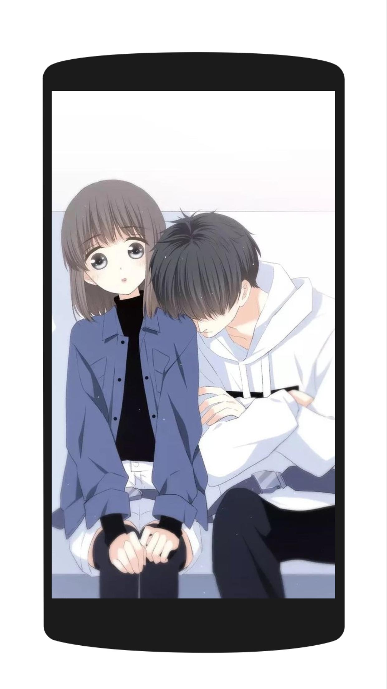 Anime Couple Wallpaper Offline For Android Apk Download Anime couple wallpaper offline