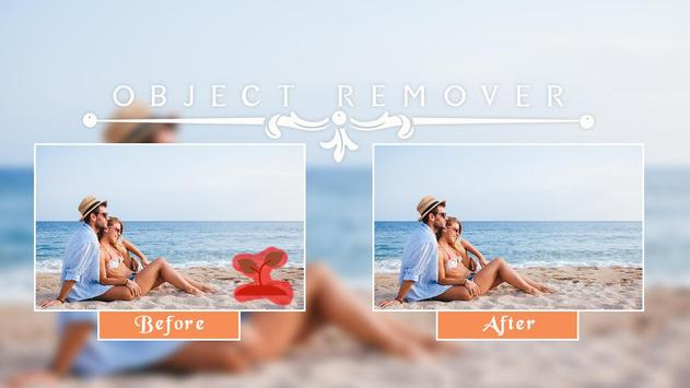 Auto Photo Object Remover - Cloth Touch Remove screenshot 2
