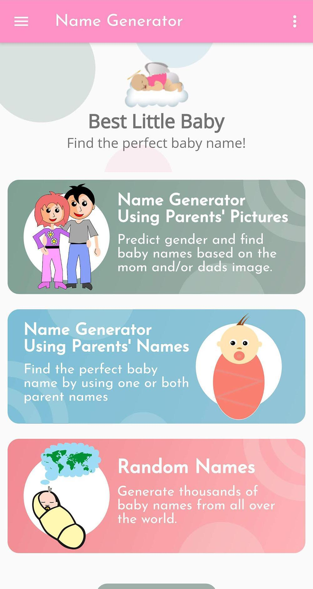 Baby Name Generator Ai For Android Apk Download